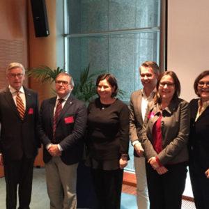 EU-conferentie: tandarts integreren in het zorgteam